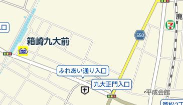 ニューヤマザキデイリーストアパピヨン24店の地図画像
