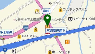 リンガーハット大分光吉店の地図画像