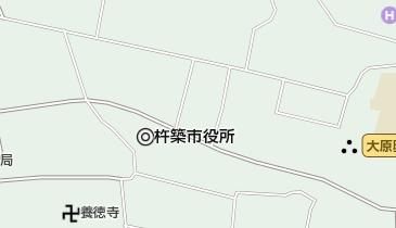 コミュニティプラザパオの地図画像