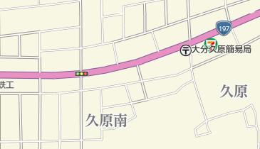 ボディーショップMOTOの地図画像