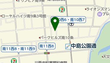 有限会社桜本商店の地図画像