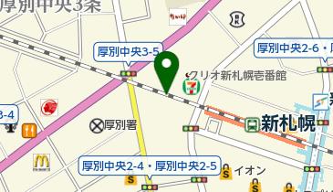 サンライズの地図画像