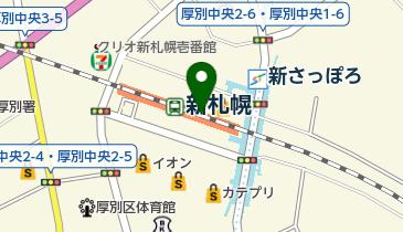 スナックグリーンミントの地図画像