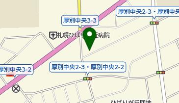 スナック遊&友の地図画像