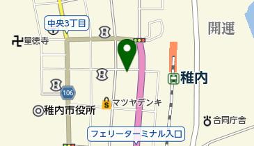 株式会社ヤスコ美容室 本店の地図画像