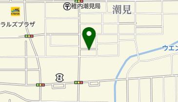 オリジナルきものまことの地図画像