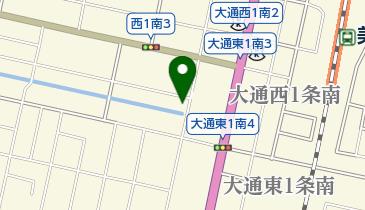 赤い靴の地図画像
