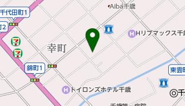 ボンの地図画像