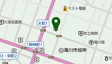 たこ焼たこ丸の地図画像