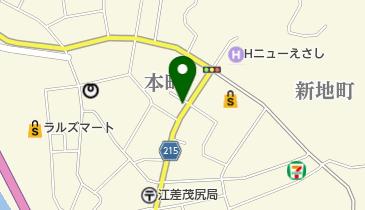 パブ・ボナペティの地図画像