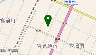 モンローの地図画像