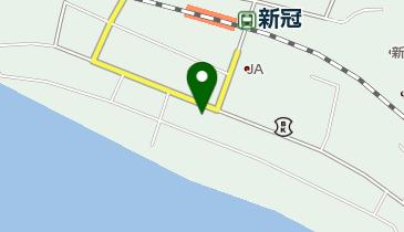 スナックやまの地図画像