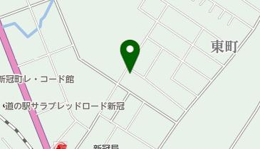 響の地図画像