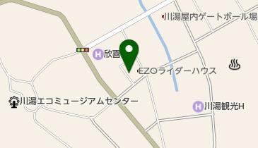 ざっくばらんの地図画像