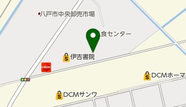いちば亭の地図画像