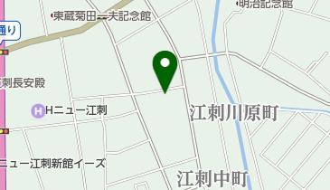 江刺タクシーの地図画像