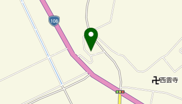 畳石観光タクシーの地図画像