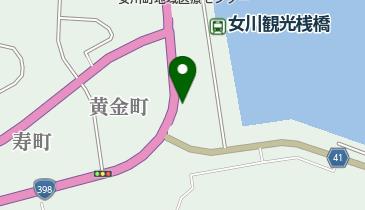 ふくの地図画像