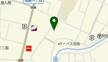 秋田市個人タクシー協同組合の地図画像