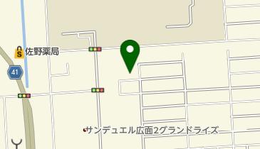 徳田個人タクシーの地図画像