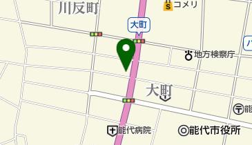 ヤング美容院の地図画像