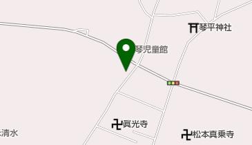 すなっく蘭の地図画像