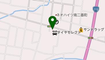 個人タクシー協組の地図画像
