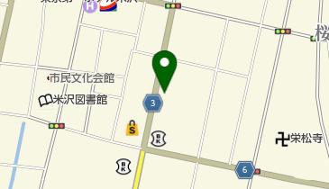ツバメタクシー 配車センターの地図画像