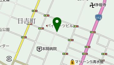 愛合傘の地図画像