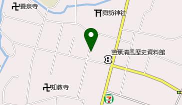 KURAの地図画像