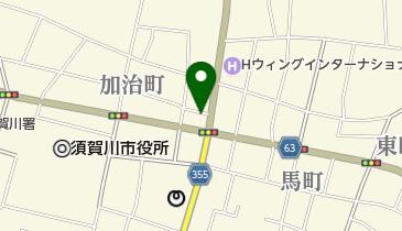 アヴニールの地図画像