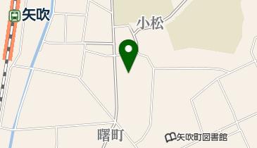 ラベンダーの地図画像