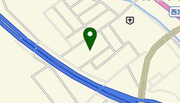 ホテルベルサイユ2の地図画像