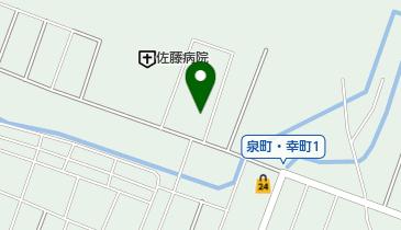 北星ハイヤーの地図画像