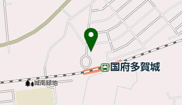 国府多賀城鍼灸接骨院の地図画像