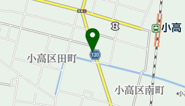 小高観光タクシーの地図画像