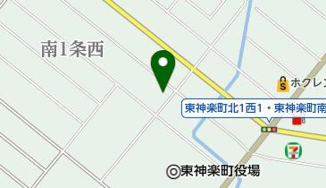 スナック美翔の地図画像