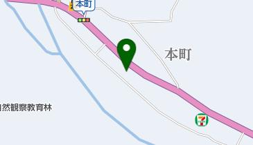 酒房かりんの地図画像