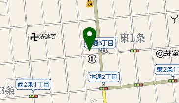 HANABIの地図画像