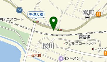新星タクシーの地図画像