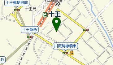 駅前タクシーの地図画像