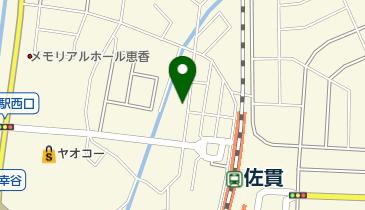 スナック紅の地図画像