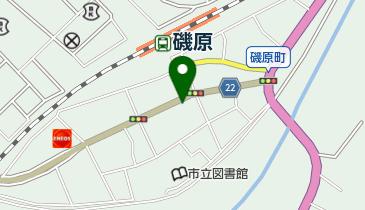 新星タクシー 磯原営業所の地図画像