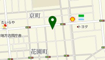 カインドリー福祉タクシーの地図画像