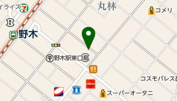 シャモニーの地図画像