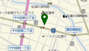 救世軍 前橋小隊の地図画像