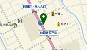 たこ顔関根店の地図画像