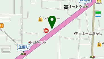 たこ顔高崎本店の地図画像