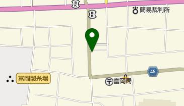 よこやまの地図画像