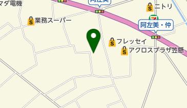 むさしの地図画像